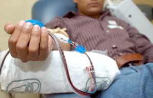 Donacio de sang