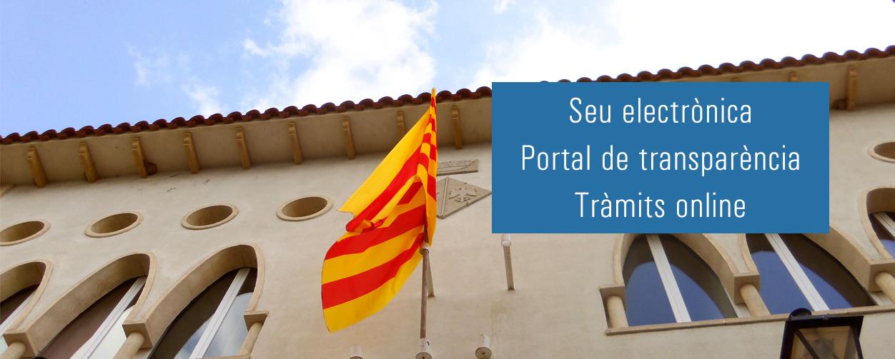 Seu electrònica i Portal de Transparència
