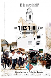 cartell tres tombs
