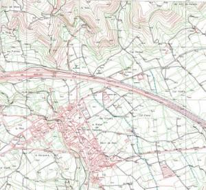 mapa cartografic