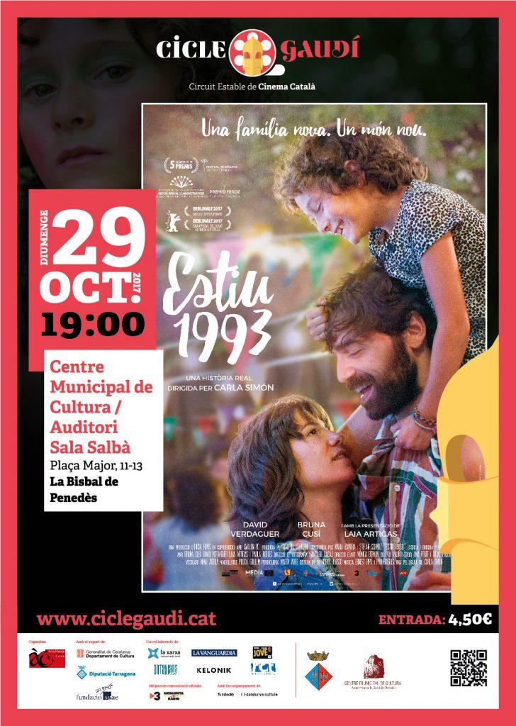 Cicle Gaudí La Bisbal Octubre