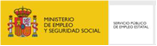 LOGO MINISTERIO EMPLEO I SEGURIDAD SOCIAL