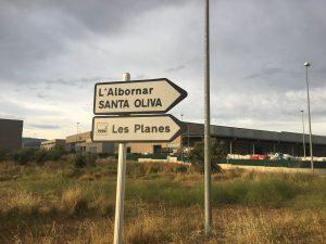 CARTELL L'ALBORNAR I LES PLANES