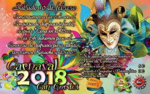 Carnaval Can Gordei