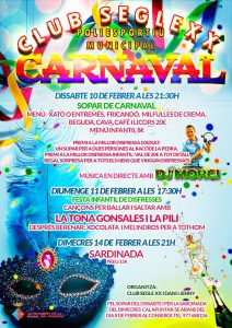 carnaval segle xx facebook