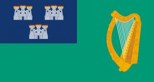 bandera de dublin