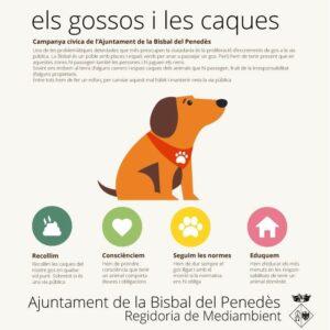 Civisme gos gossos campanya
