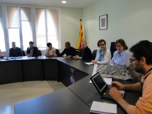 comissió delimitació montmell