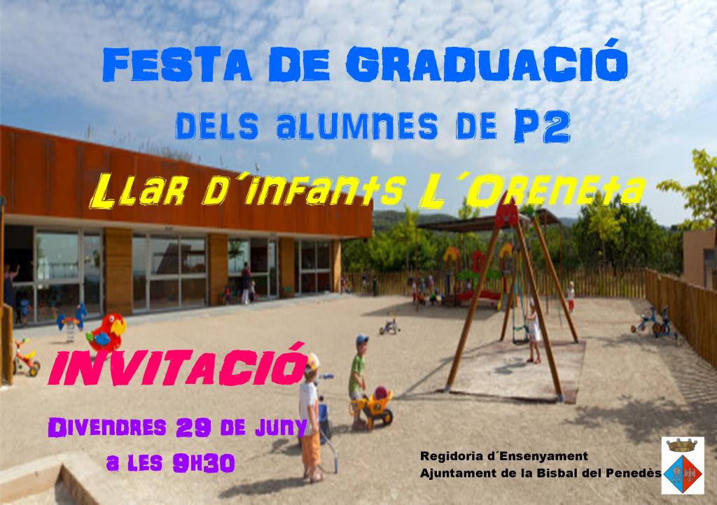 festa de graduacio llar d infants - P2