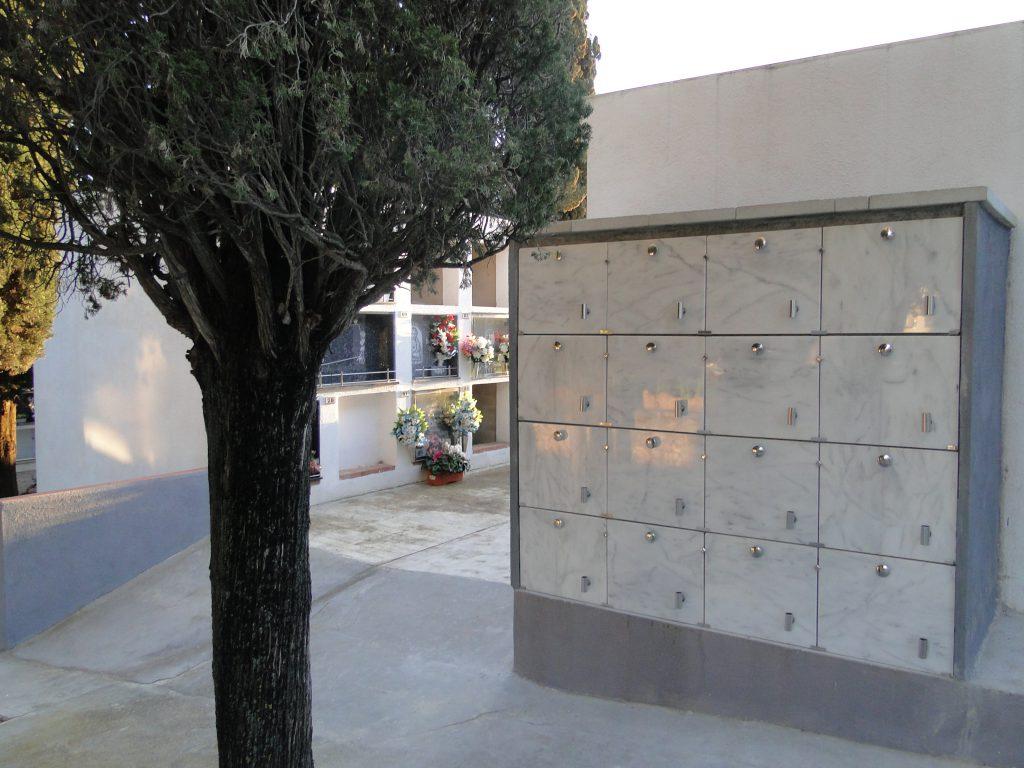 Columbaris cementiri