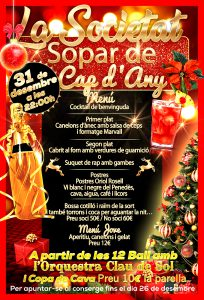 SOPAR CAP D ANY 2018g