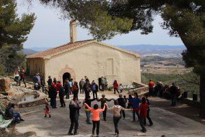 ermita santa cristina sardana