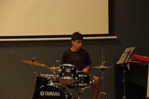 escola de musica bateria