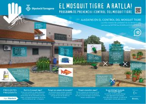 cartell mosquit tigre 2019