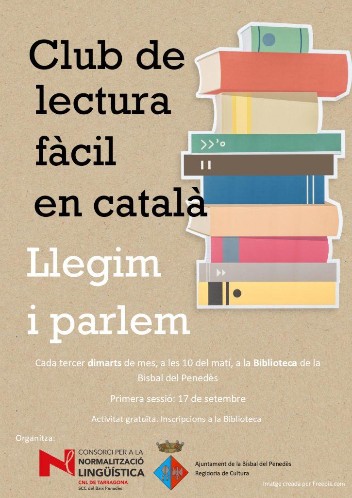 club de lectura facil en catala 2019