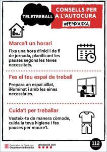 TELETREBALL PROTECCIO CIVIL