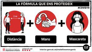 LA FORMULA QUE ENS PROTEGEIX