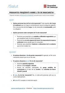 FAQS MASCARETA 1