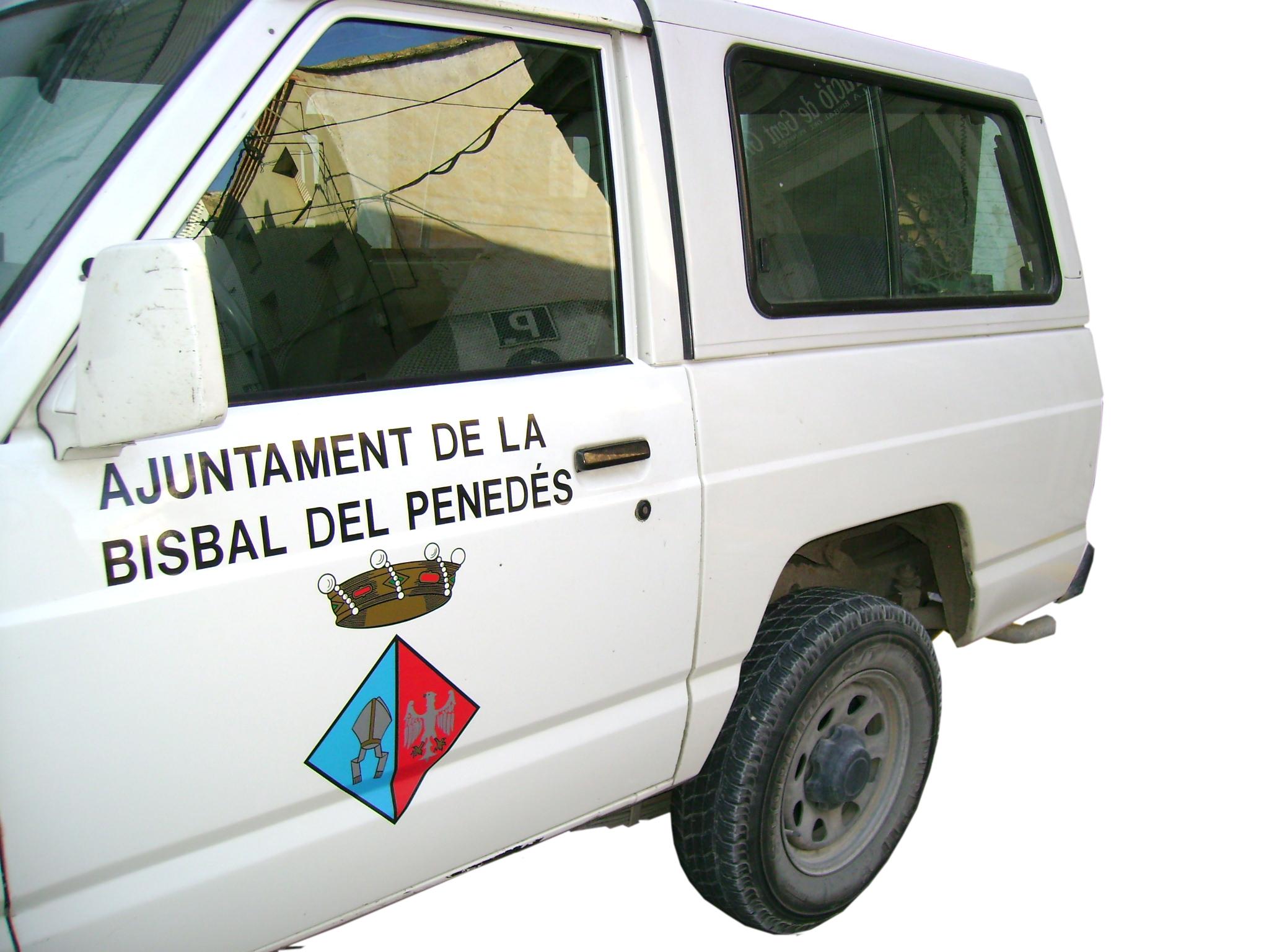 La Brigada Municipal i el Servei d'Informació i Inspecció municipal tindran vehicles nous
