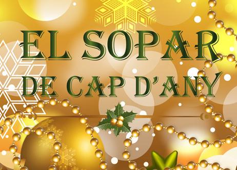 Sopar de Cap d'Any 2012-2013