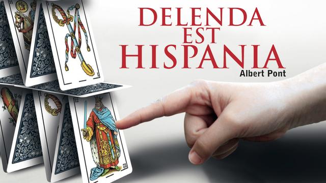 """Presentació del llibre: """"Delenda est hispania"""""""