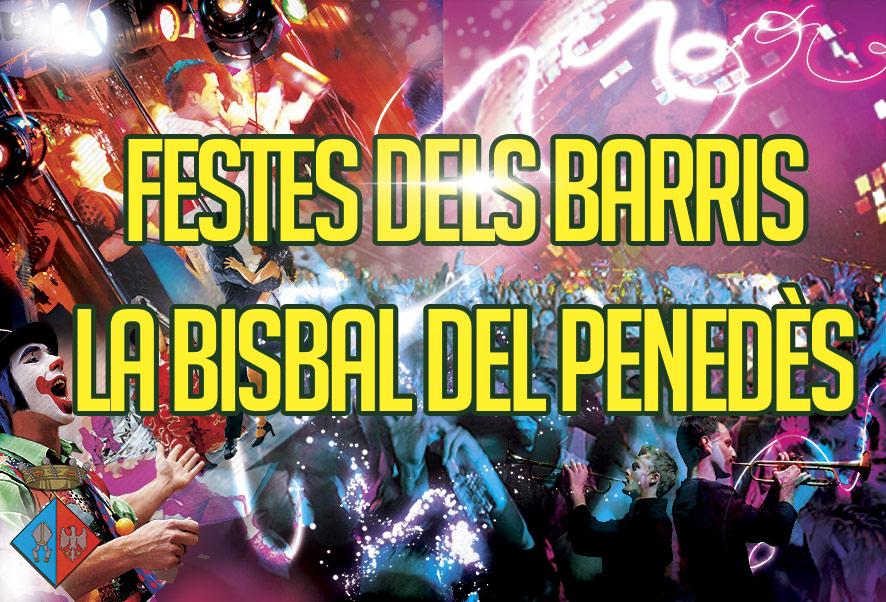 Festes dels Barris 2013