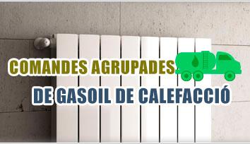 Comandes de Gasoil 2013-2014