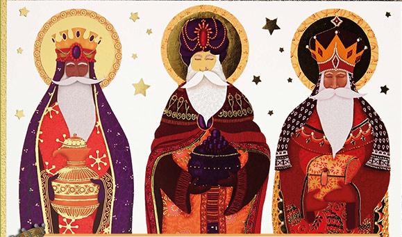 Recorregut de SSMM els Reis Mags a la Bisbal del Penedès