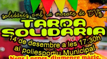 Solidaris amb la Marató