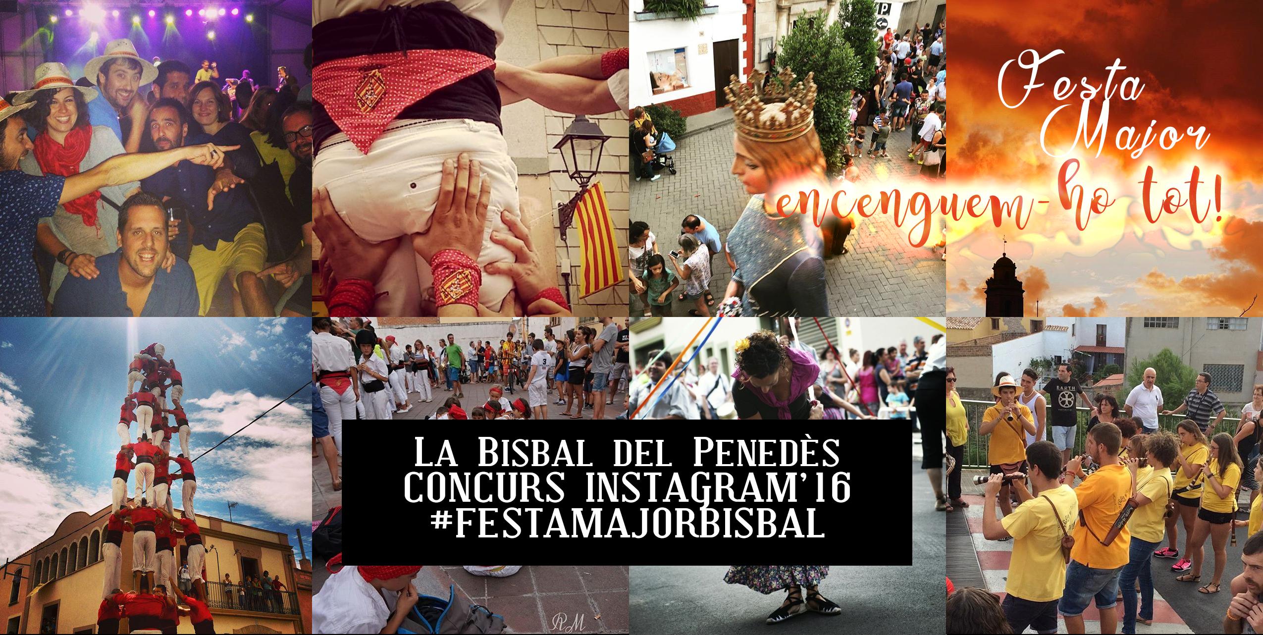 2ON CONCURS D'INSTAGRAM FESTA MAJOR 2016