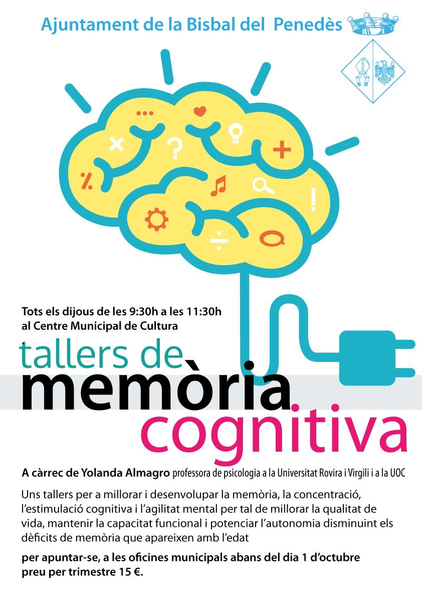 Tallers de memòria cognitiva