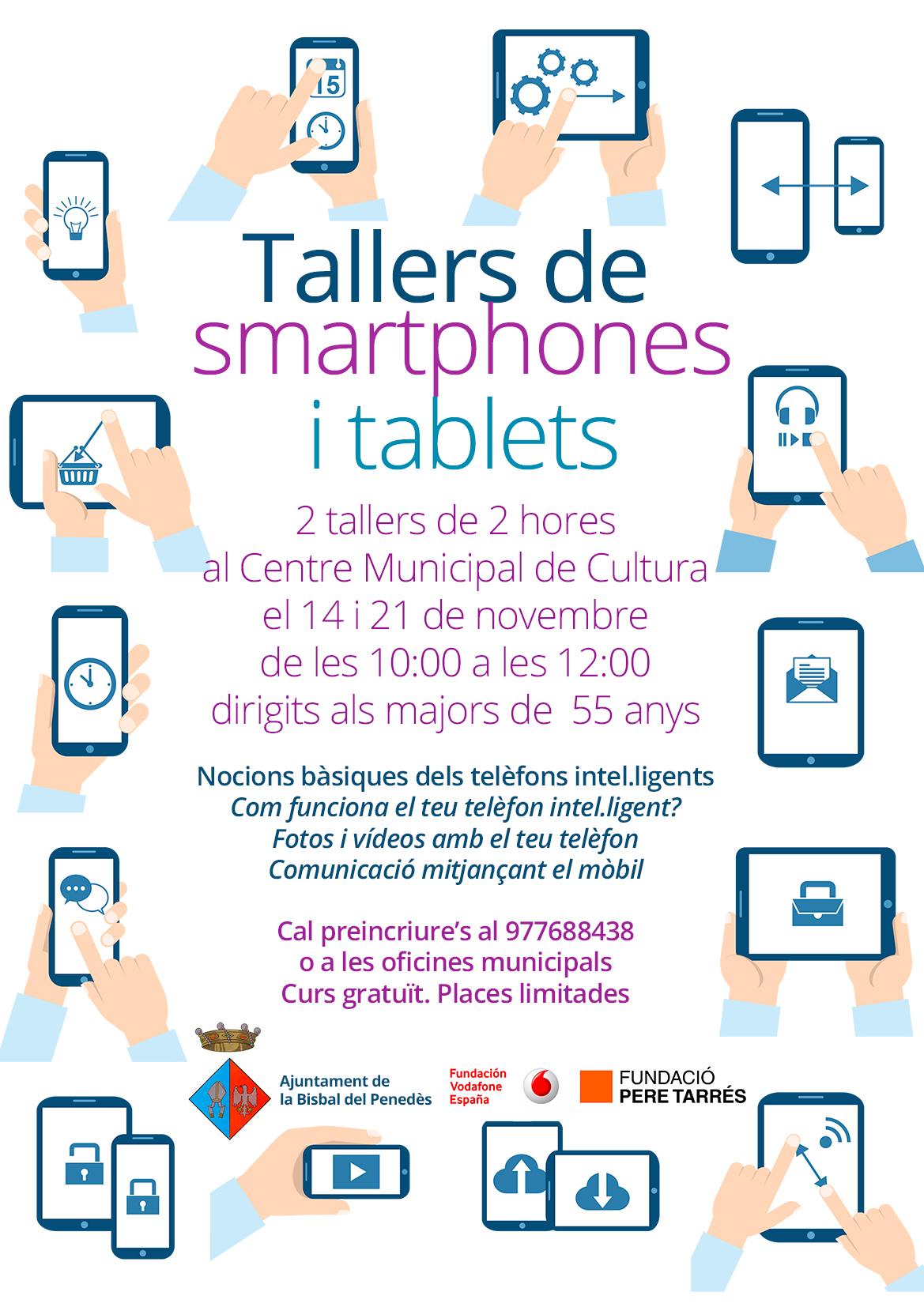 Taller de Smartphones i tablets
