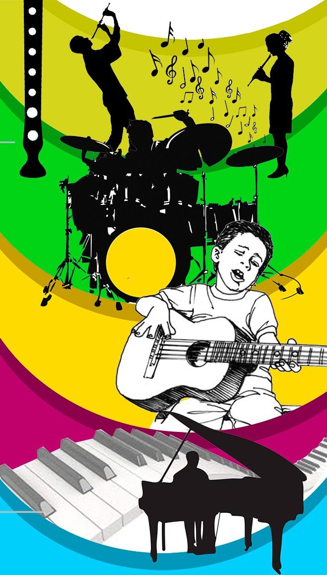 L'Escola de Música inicia les classes amb un augment d'alumnes inscrits