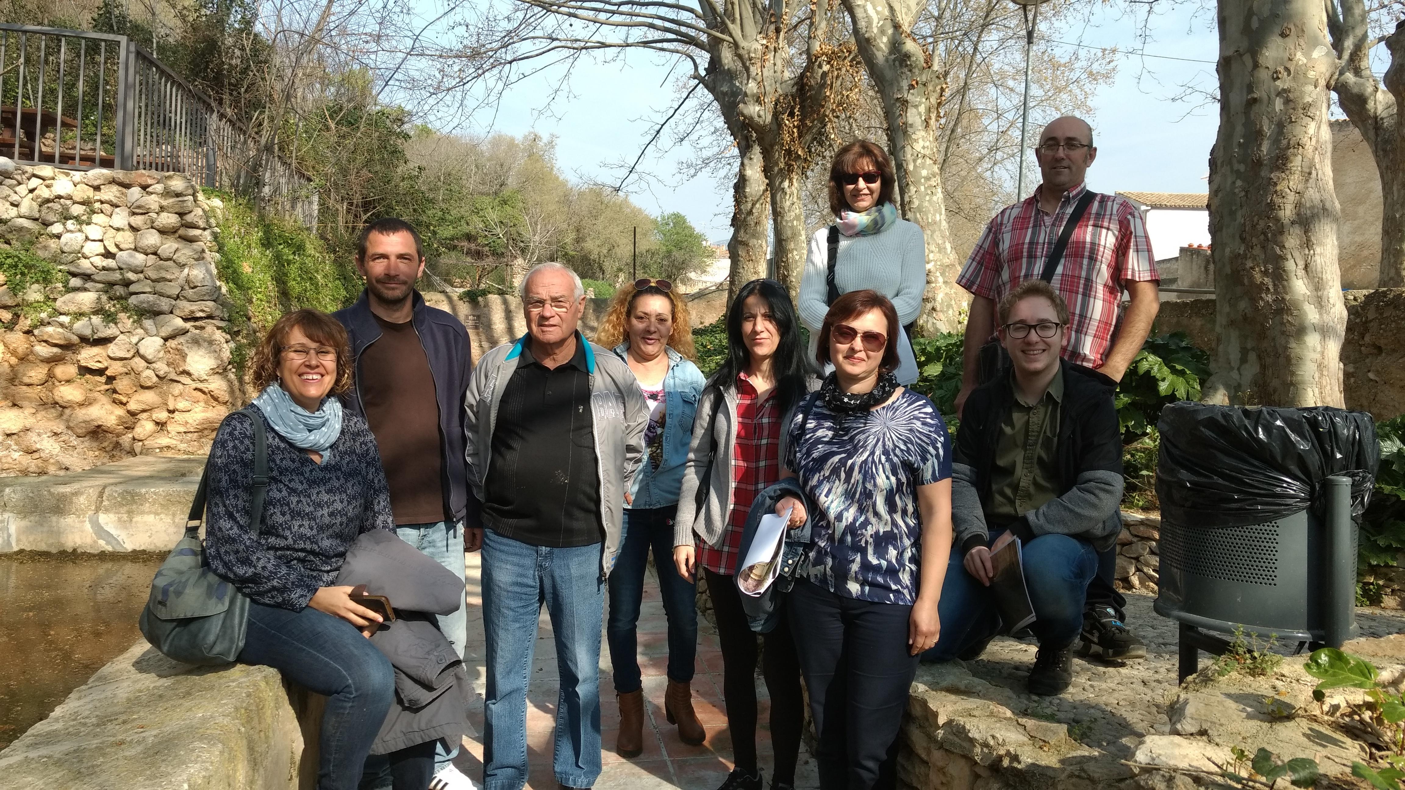 Aquest dimarts 21 de març ha tingut lloc la cloenda del curs de català de nivell B2