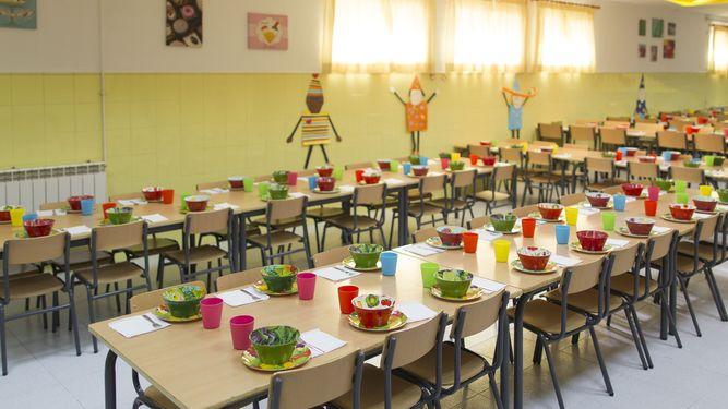 S'han aprovat les subvencions del menjador escolar de setembre fins a febrer