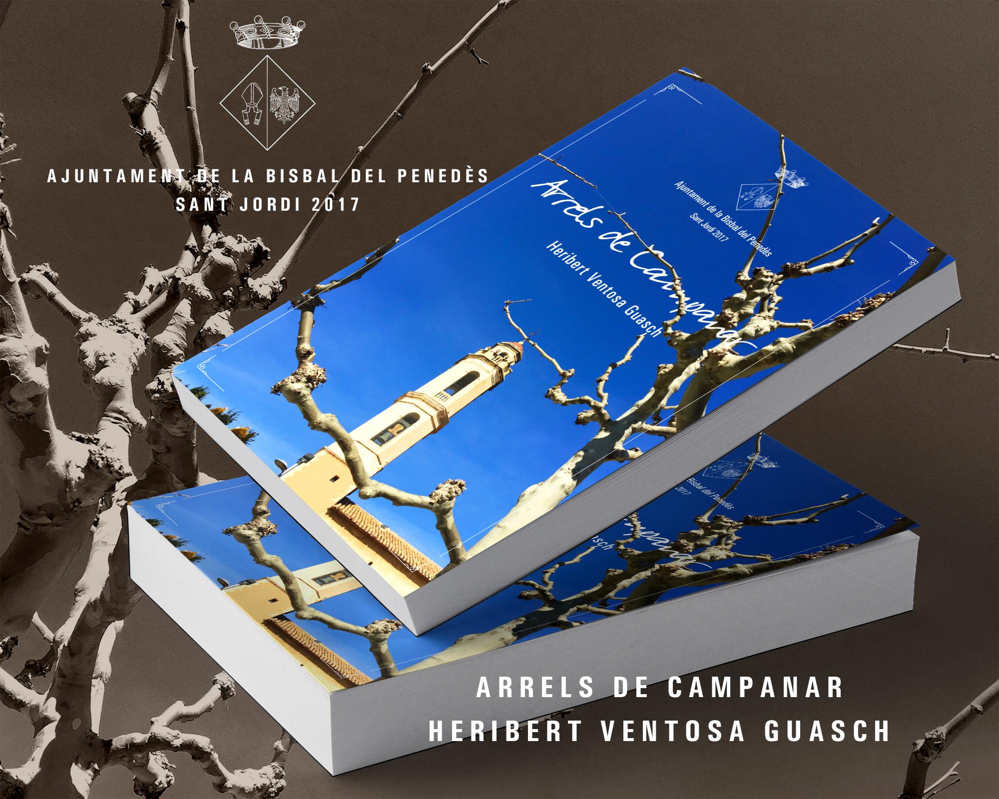 Ja està disponible la segona edició del llibre 'Arrels de Campanar' de l'autor bisbalenc Heribert Ventosa
