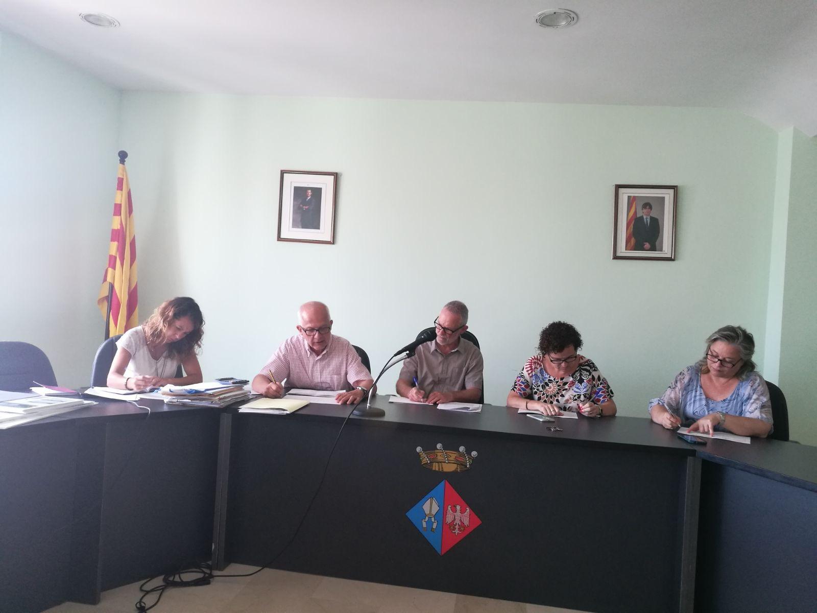 Està previst que aquest juliol s'adjudiqui la redacció del projecte de les obres de rehabilitació del Poliesportiu Municipal