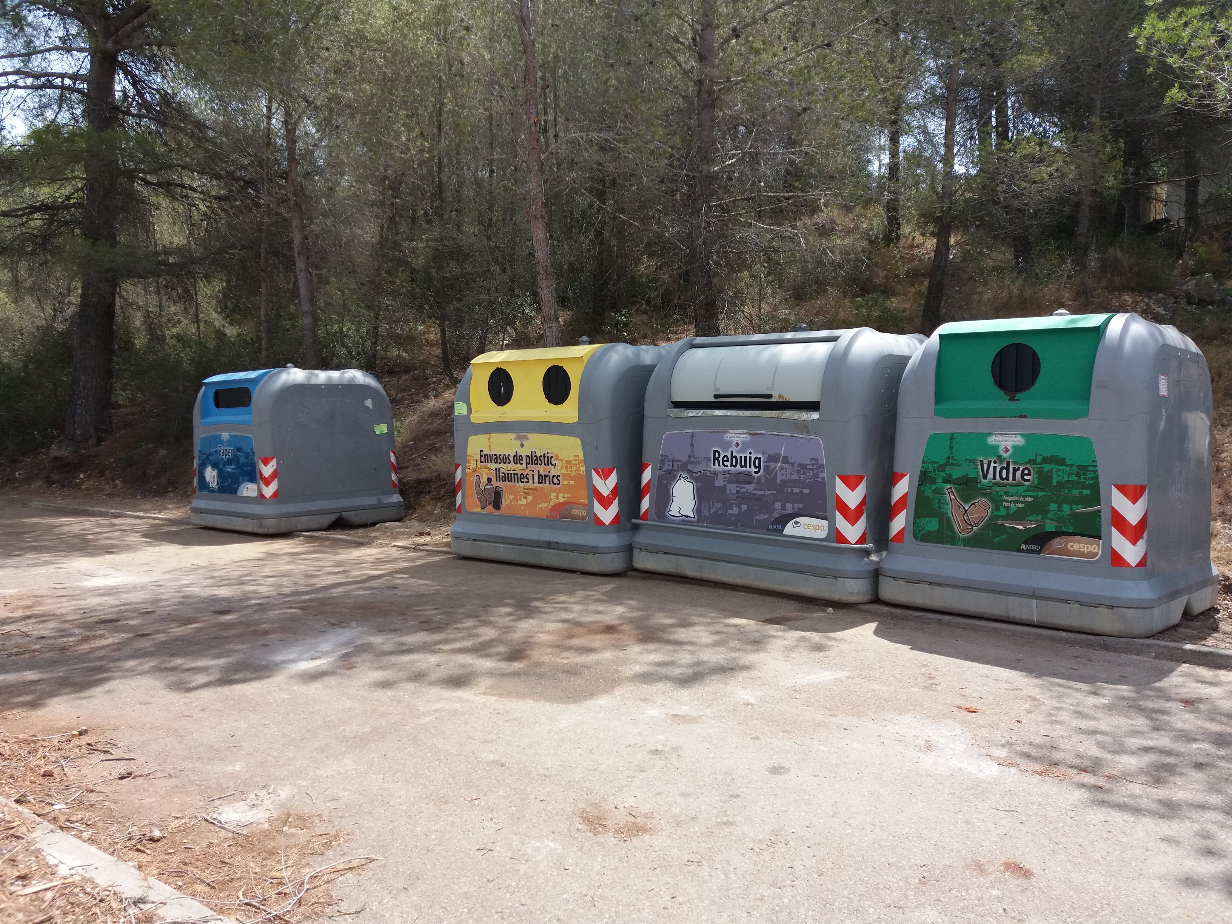 La Junta de Govern Local ha aprovat la revisió de preus del contracte del servei de recollida de residus