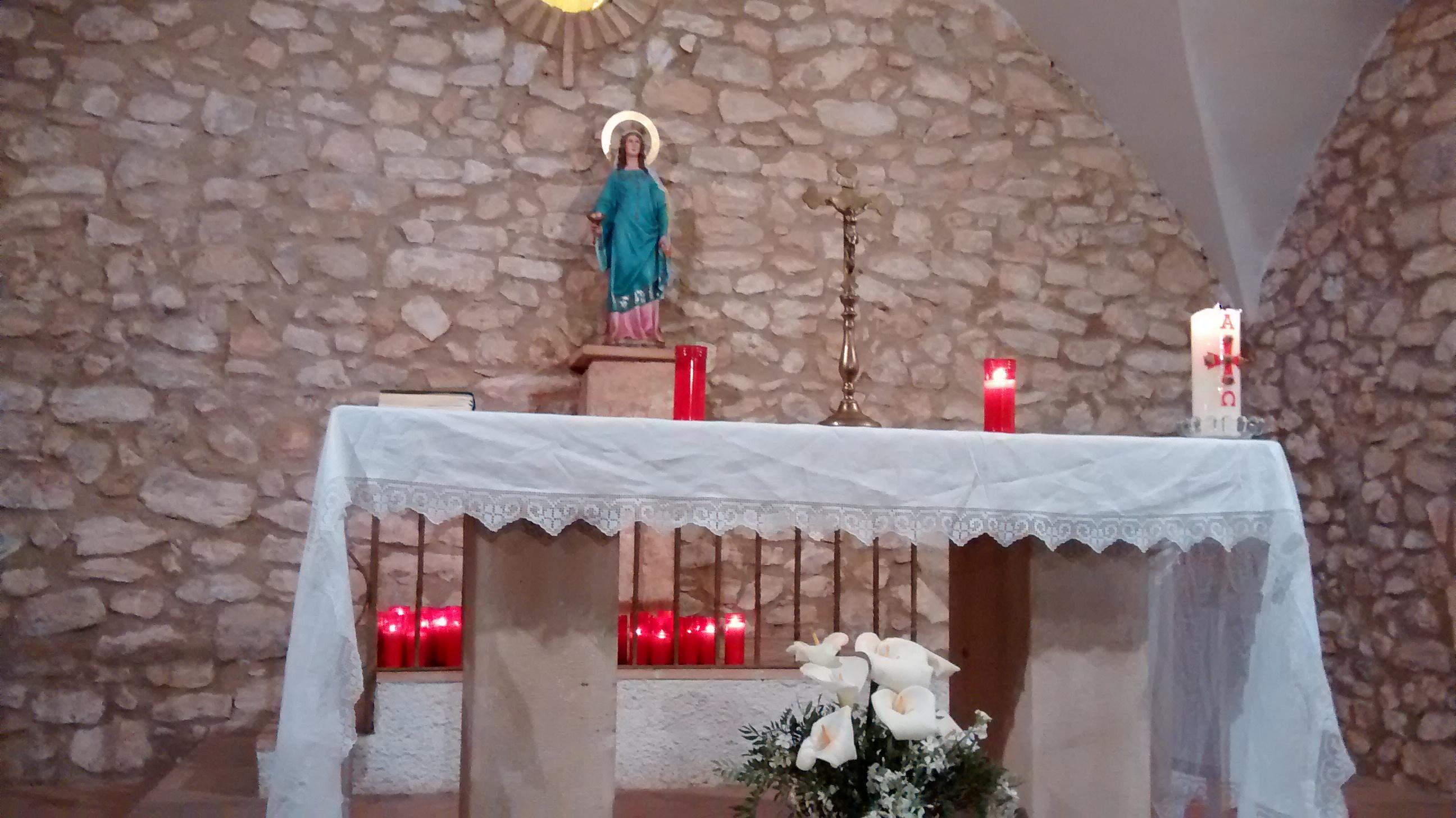 El dilluns 24 de juliol se celebra Santa Cristina a l'Ermita