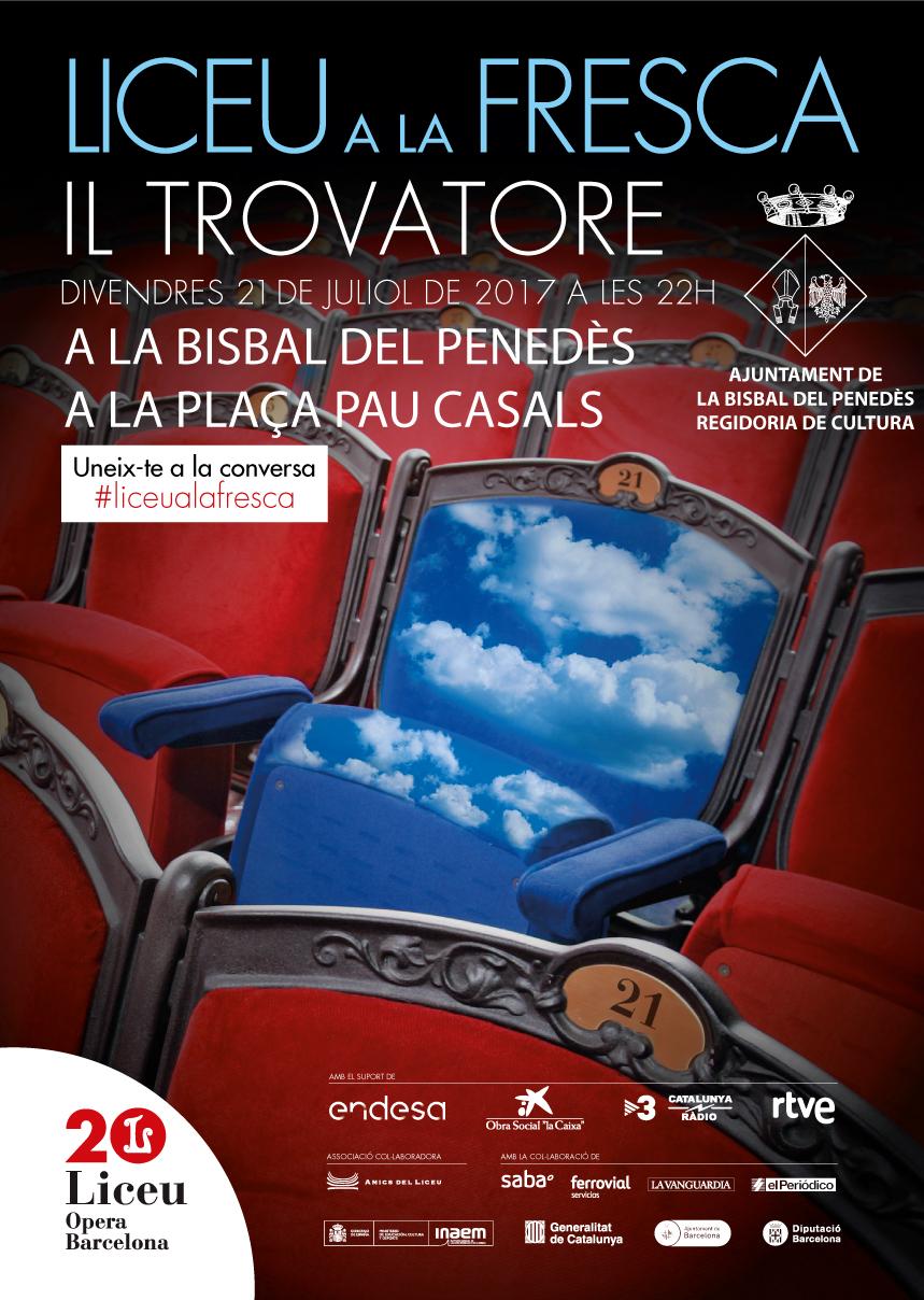 El 21 de juliol a les 22h gaudeix de l'òpera 'Il Trovatore' a La Bisbal