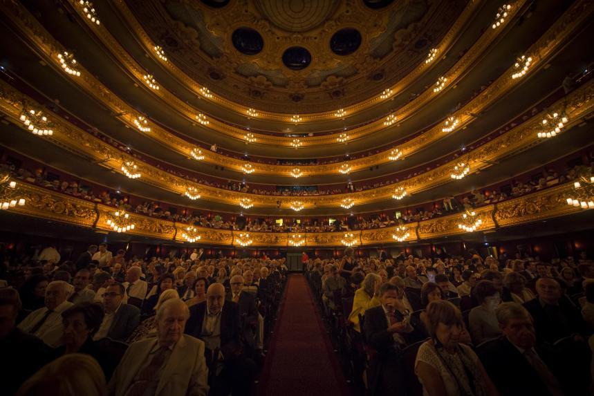 Properament es posaran a la venda les entrades per anar al Liceu a veure 'Roméo et Juliette'