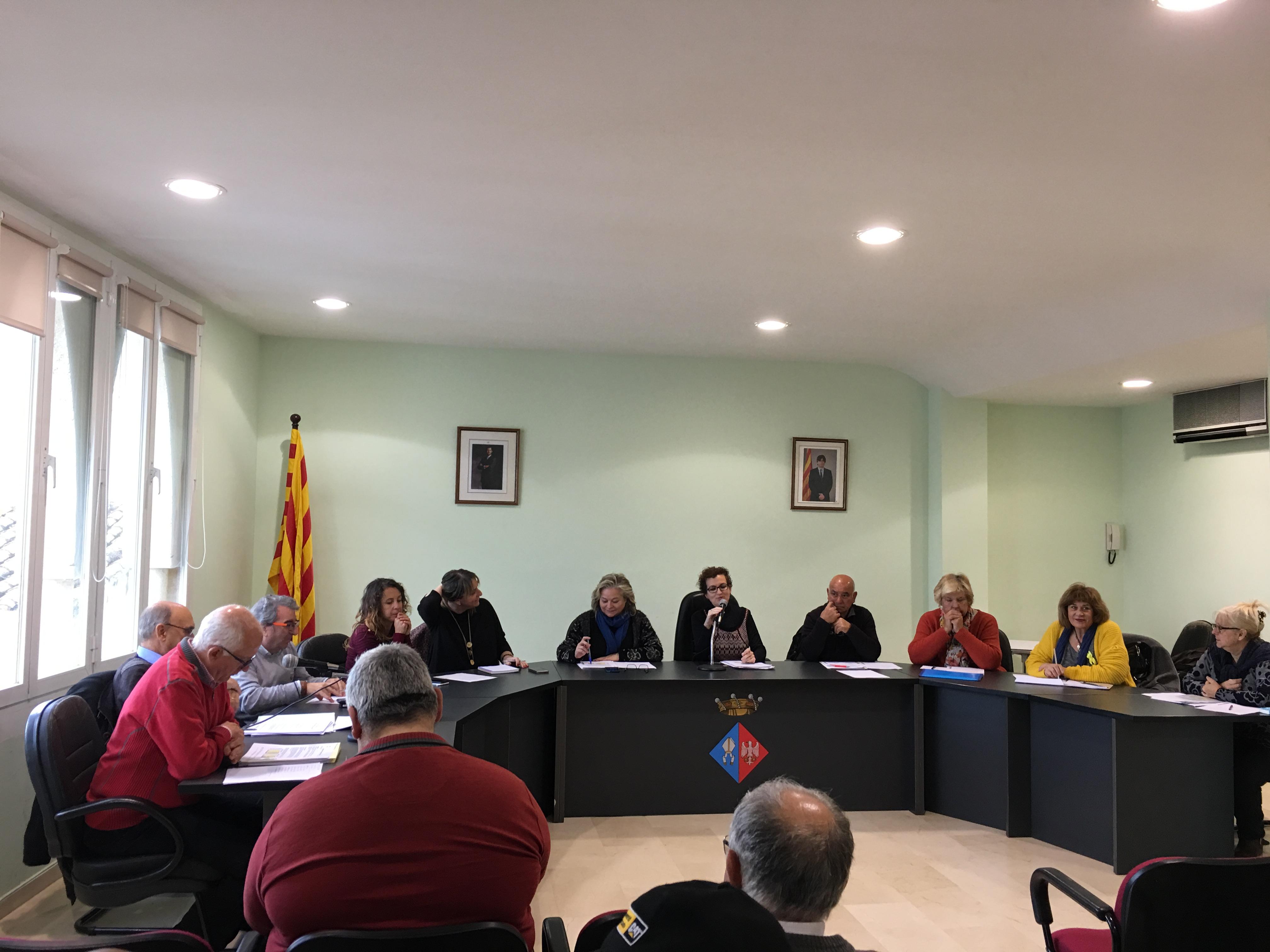 L'Ajuntament de la Bisbal ha aprovat el pressupost de l'exercici 2018