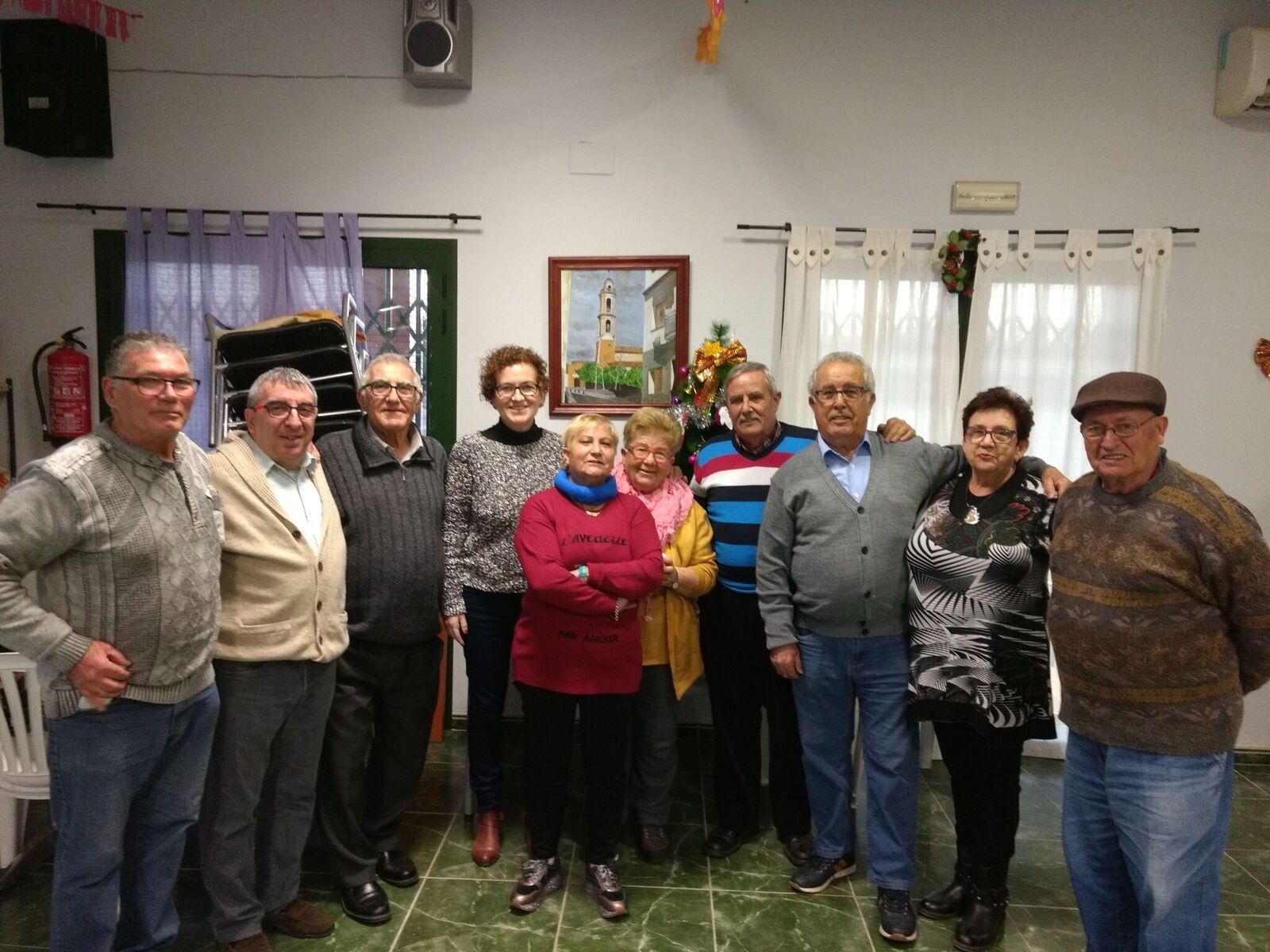 L'Asociación de Vecinos y Amigos del Priorato té nova Junta