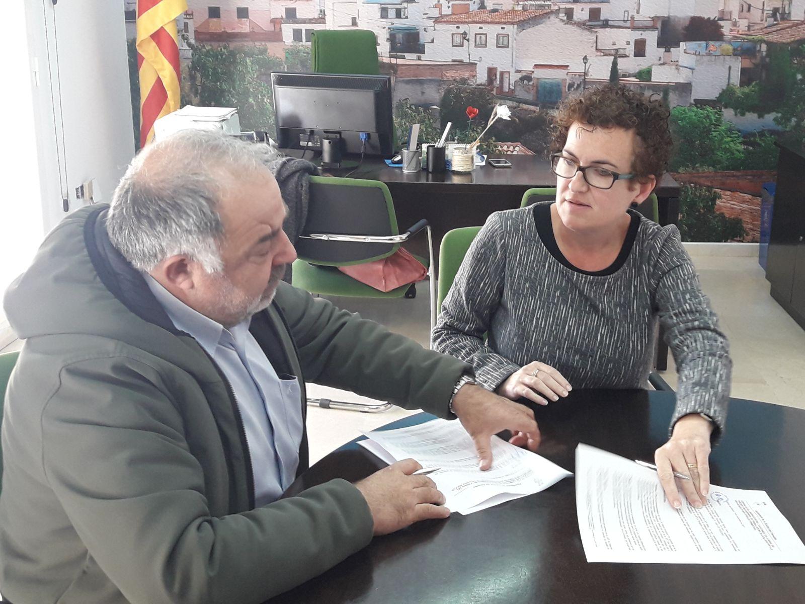 El CMC acull durant tres mesos activitats formatives destinades a persones designades per serveis socials del Consell Comarcal