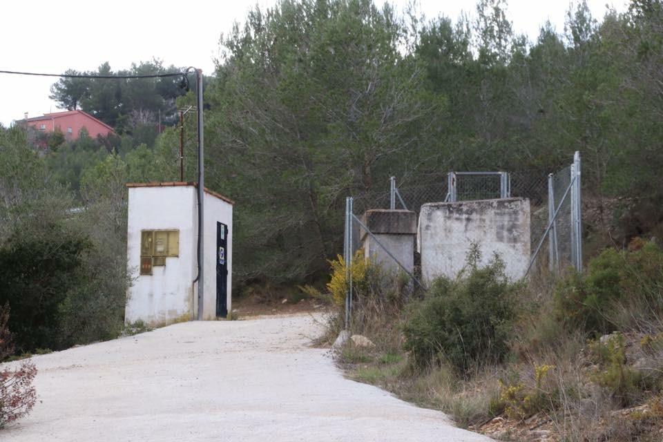 El dilluns 19 i el dimarts 20 de febrer es netegen els dipòsits d'aigua de Santa Cristina