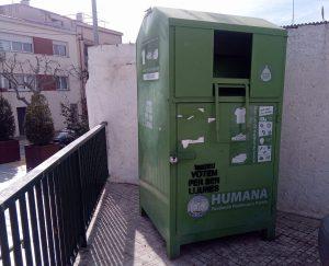 canvi ubicacio contenidor humana