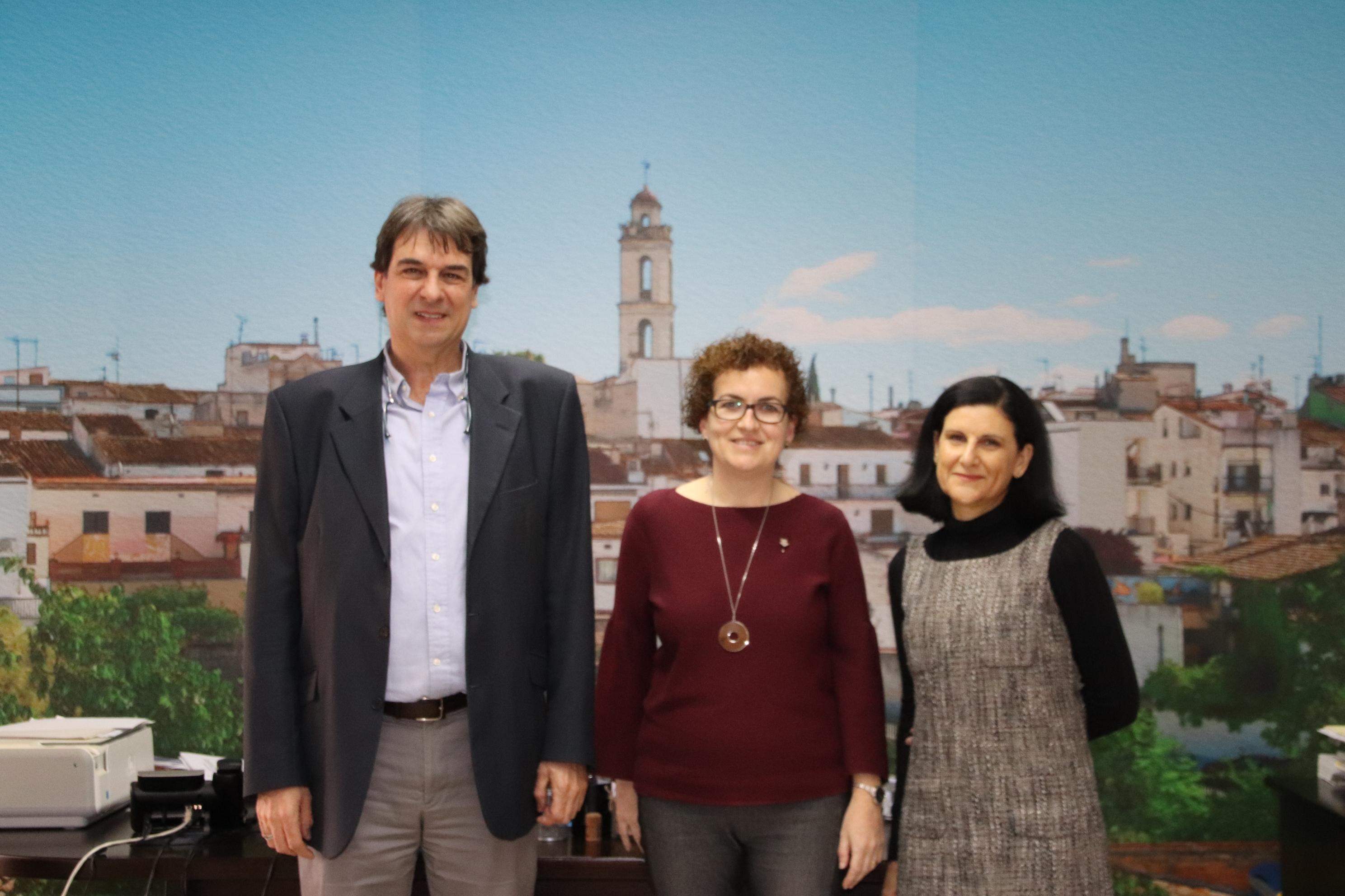 L'Ajuntament de la Bisbal ha signat un conveni de col·laboració amb la Federació Empresarial del Gran Penedès