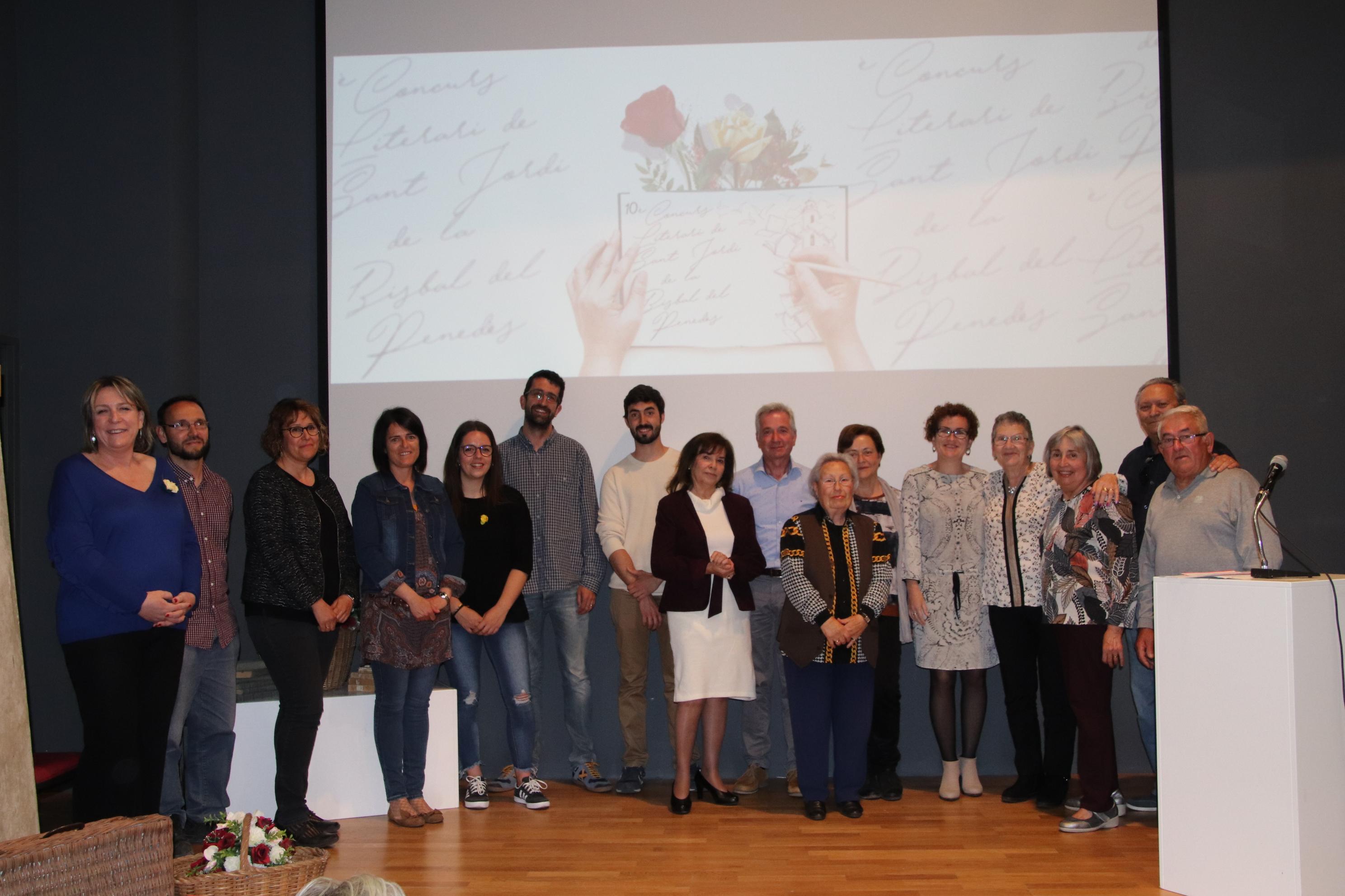 Oriol Solà Guanya el primer premi del Concurs Literari i Marc Casellas l'Accéssit Especial ADB