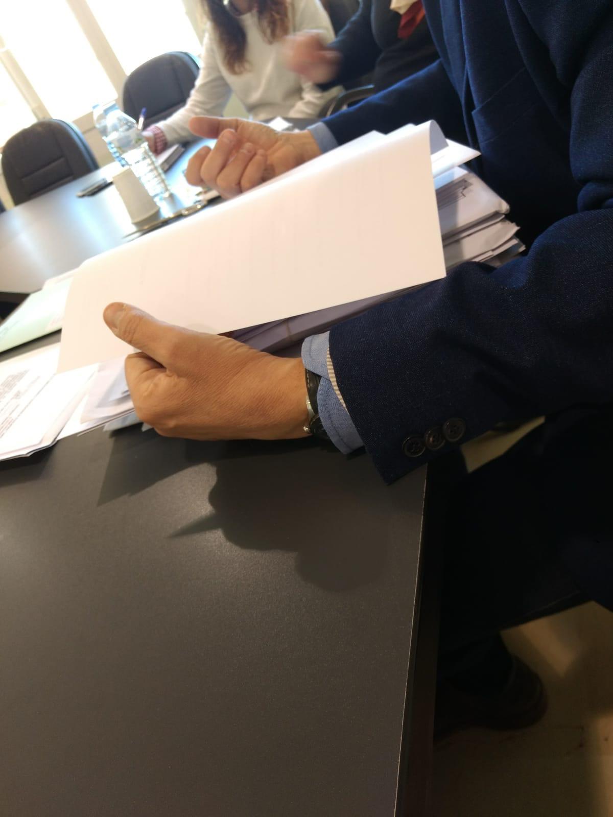 Avui s'ha reunit la Mesa de contractació per a la licitació del servei d'assessoria i gestoria laboral i fiscal