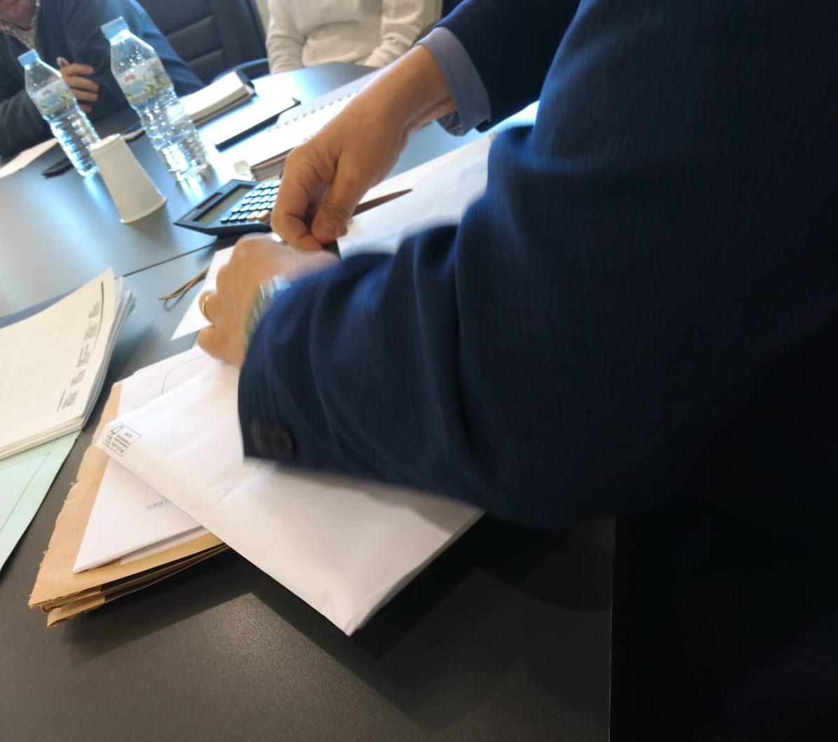 Avui s'ha reunit la Mesa de Contractació per a la licitació de les obres del Centre Cívic de La Miralba